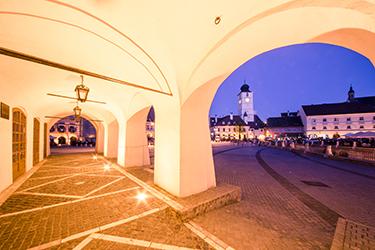 Sibiu, Piata Mica